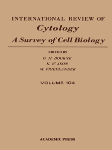 Ebook in inglese INTERNATIONAL REVIEW OF CYTOLOGY V104 -, -