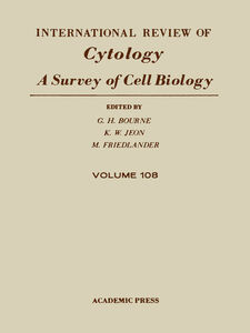 Ebook in inglese INTERNATIONAL REVIEW OF CYTOLOGY V108