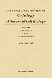 Ebook in inglese INTERNATIONAL REVIEW OF CYTOLOGY V109 -, -