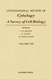 INTERNATIONAL REVIEW OF CYTOLOGY V109