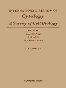 Ebook in inglese INTERNATIONAL REVIEW OF CYTOLOGY V110 -, -