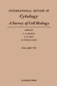 Foto Cover di INTERNATIONAL REVIEW OF CYTOLOGY V112, Ebook inglese di  edito da Elsevier Science