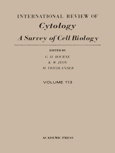 Ebook in inglese INTERNATIONAL REVIEW OF CYTOLOGY V113 -, -