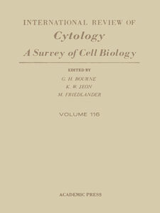 Foto Cover di INTERNATIONAL REVIEW OF CYTOLOGY V116, Ebook inglese di  edito da Elsevier Science