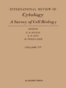 Foto Cover di INTERNATIONAL REVIEW OF CYTOLOGY V117, Ebook inglese di  edito da Elsevier Science