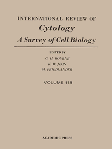 Ebook in inglese INTERNATIONAL REVIEW OF CYTOLOGY V118 -, -