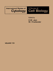 Foto Cover di INTERNATIONAL REVIEW OF CYTOLOGY V119, Ebook inglese di  edito da Elsevier Science