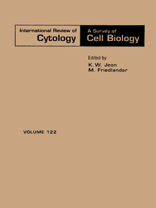 Ebook in inglese INTERNATIONAL REVIEW OF CYTOLOGY V122