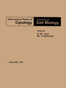 Ebook in inglese INTERNATIONAL REVIEW OF CYTOLOGY V125 -, -