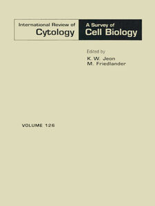Foto Cover di INTERNATIONAL REVIEW OF CYTOLOGY V126, Ebook inglese di  edito da Elsevier Science
