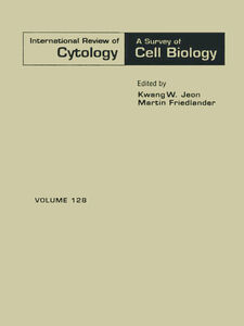 Foto Cover di INTERNATIONAL REVIEW OF CYTOLOGY V128, Ebook inglese di  edito da Elsevier Science