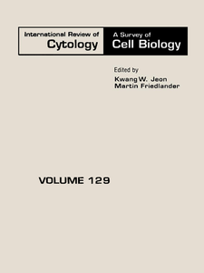 Ebook in inglese INTERNATIONAL REVIEW OF CYTOLOGY V129 -, -