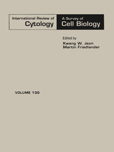Ebook in inglese INTERNATIONAL REVIEW OF CYTOLOGY V130