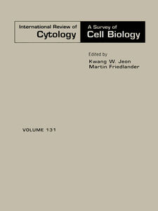 Ebook in inglese INTERNATIONAL REVIEW OF CYTOLOGY V131 -, -