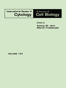 Ebook in inglese INTERNATIONAL REVIEW OF CYTOLOGY V133 -, -