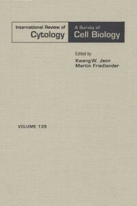 Foto Cover di INTERNATIONAL REVIEW OF CYTOLOGY V135, Ebook inglese di  edito da Elsevier Science