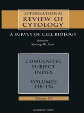 Cumulative Subject Index