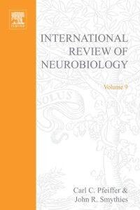 Ebook in inglese INTERNATIONAL REVIEW NEUROBIOLOGY V 9 -, -