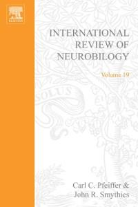 Ebook in inglese INTERNATIONAL REVIEW NEUROBIOLOGY V 19 -, -
