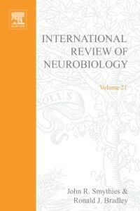 Foto Cover di INTERNATIONAL REVIEW NEUROBIOLOGY V 21, Ebook inglese di  edito da Elsevier Science