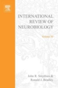 Ebook in inglese INTERNATIONAL REVIEW NEUROBIOLOGY V 30 -, -