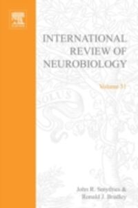 Foto Cover di INTERNATIONAL REVIEW NEUROBIOLOGY V 31, Ebook inglese di  edito da Elsevier Science