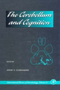 Ebook in inglese Cerebellum and Cognition -, -