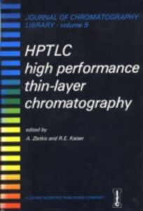 Foto Cover di HPTLC - HIGH PERFORMANCE THIN-LAYER CHROMATOGRAPHY, Ebook inglese di  edito da Elsevier Science