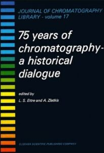 Ebook in inglese 75 YEARS OF CHROMATOGRAPHY