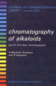 Foto Cover di CHROMATOGRAPHY OF ALKALOIDS, PART A, Ebook inglese di  edito da Elsevier Science