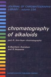 CHROMATOGRAPHY OF ALKALOIDS, PART A