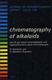 CHROMATOGRAPHY OF ALKALOIDS, PART B