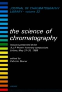 Ebook in inglese THE SCIENCE OF CHROMATOGRAPHY -, -