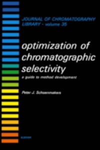 Ebook in inglese Optimization of Chromatographic Selectivity Schoenmakers, P.J.