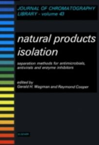 Ebook in inglese Natural Products Isolation -, -
