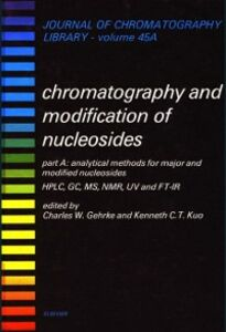 Ebook in inglese Analytical Methods for Major and Modified Nucleosides - HPLC, GC, MS, NMR, UV and FT-IR Unknown, Author