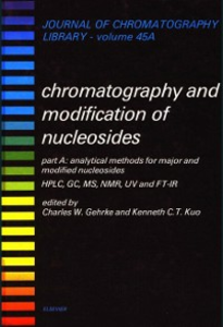 Ebook in inglese Analytical Methods for Major and Modified Nucleosides - HPLC, GC, MS, NMR, UV and FT-IR -, -