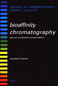 Ebook in inglese Bioaffinity Chromatography Turkova, J.