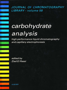 Ebook in inglese Carbohydrate Analysis -, -