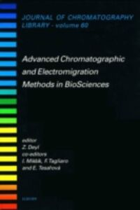 Ebook in inglese Advanced Chromatographic and Electromigration Methods in BioSciences