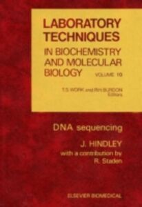 Foto Cover di DNA Sequencing, Ebook inglese di J. Hindley, edito da Elsevier Science