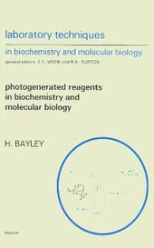 Photogenerated Reagents in Biochemistry and Molecular Biology