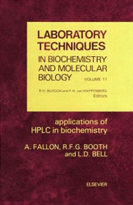 Ebook in inglese Applications of HPLC in Biochemistry Bell, L.D. , Booth, R.F.G. , Fallon, A.