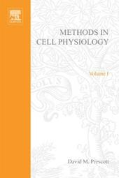 METHODS IN CELL BIOLOGY,VOLUME 1