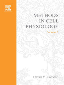 Foto Cover di METHODS IN CELL BIOLOGY,VOLUME 5, Ebook inglese di  edito da Elsevier Science