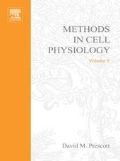 METHODS IN CELL BIOLOGY,VOLUME 5
