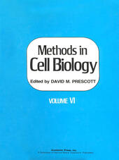 METHODS IN CELL BIOLOGY,VOLUME 6
