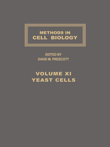 Ebook in inglese METHODS IN CELL BIOLOGY,VOLUME 11, YEAST CELLS -, -