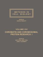 METHODS IN CELL BIOLOGY,VOLUME 16