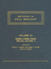 METHODS IN CELL BIOLOGY,VOLUME 21A